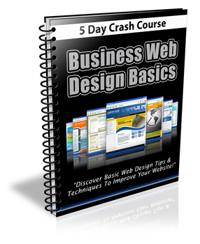 Business website design for beginners