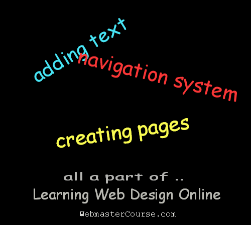 Learning Web Design Online Meme